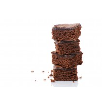 Fudge Brownies by Purple Oven