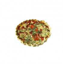 Quiche tinapa by purple oven