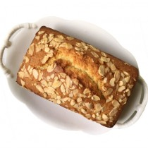 orange almond loaf by purple oven