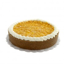 mango cheesecake by Contis