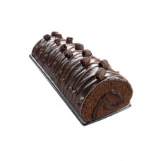 Chocolate Roll Cake by Red Ribbon
