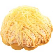 cheesy ensaymada by goldilocks