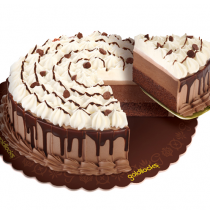 chocolate mousse by goldilocks
