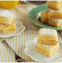 Lemon Squares By Mary Grace