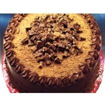 Nestle's Crunch Cake by Cake2Go