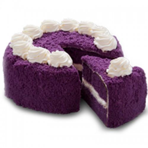 Ube Cake Images
