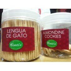 Almondine Cookie by Contis Cake