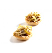 Apple Tartlet by Bizu Patisserie