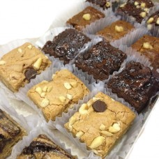 Assorted Bars and Pastries by Contis Cake