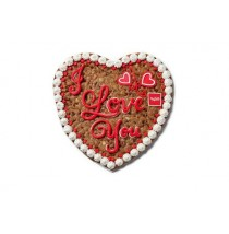 "Big Cookie Cake Heart 14""  by Mrs. Fields"