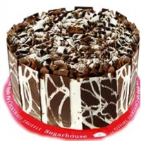 Black Magic Cake by Sugar House