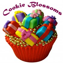 Cookie Blossoms Cupcakes ()