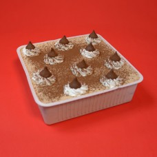 Hershey's Kisses Tiramisu by Cake2Go