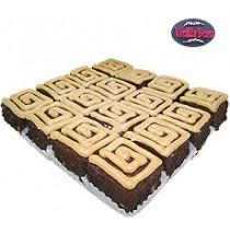 Cappuccino Fudge Brownies by Vanilla Bean
