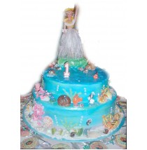 Carribean Birthday Cake by Kings Bakeshop
