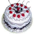 Choco Cherry Torte Cake by Goldilocks