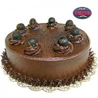 Chocolate Truffle Cake by Vanilla Bean