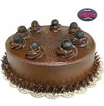Chocolate Truffle Cake by Vanilla Bean