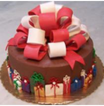 Christmas Theme Cakes