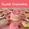 Cookie Blossoms Cupcakes
