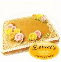 Butter Cake Rectangular by Estrel's