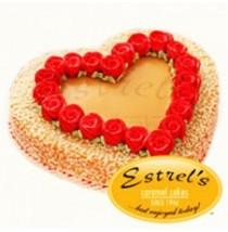 Caramel Heart by Estrel's
