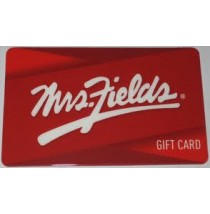 Gift Card 250 by Mrs. Fields