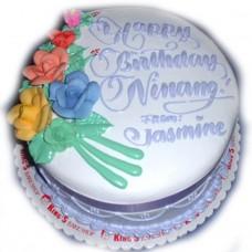 Jasmine Cake by Kings Bakeshop