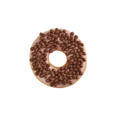 Choco Caviar Strawberry by J.CO Donuts