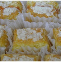 Lemon Squares by Contis Cake