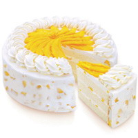 Mango Cake by Red Ribbon