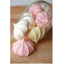Meringue Kisses by Sugar House