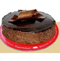 Midnight Cake by Sugar House