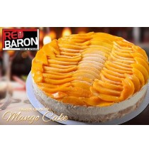 Frozen Crunchy Mango Cake by Red Baron