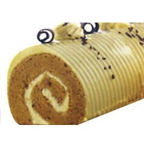 Mocha Roll Cake by Red Ribbon