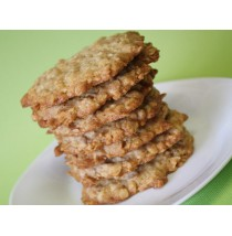 Oatmeal Cookies by Contis Cake