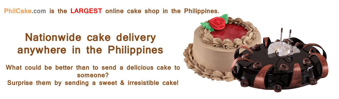 Cake Delivery in the Philippines