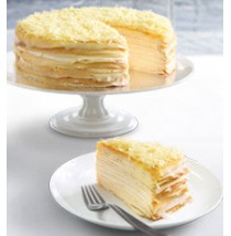 Queso Real Mille Crepe by Papermoon