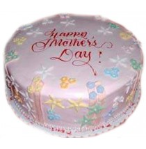 Precious Mom Round  Cake by Kings Bakeshop