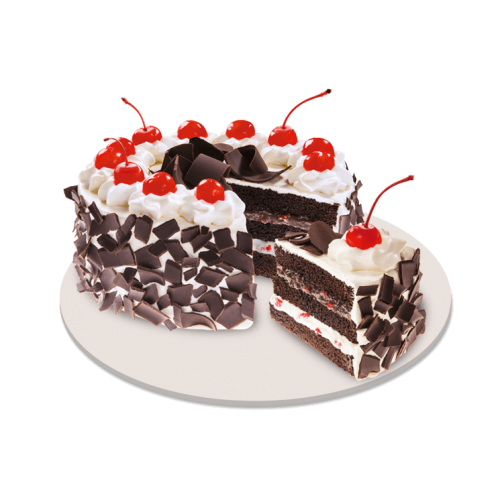 Red Ribbon Black Forest Cake Price List