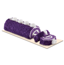 Ube 'n Cream Roll by Red Ribbon