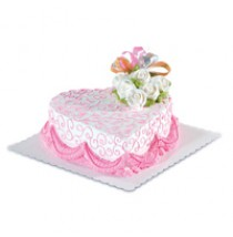 Romance Cake by Red Ribbon