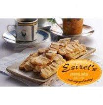 Almond Cookies by Estrel's