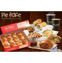 Handcrafted Oven Fresh in Meat Pies, Pastries by Pie Face
